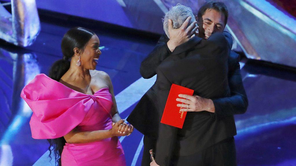 Javier Bardem habla en español en los Oscars 2019