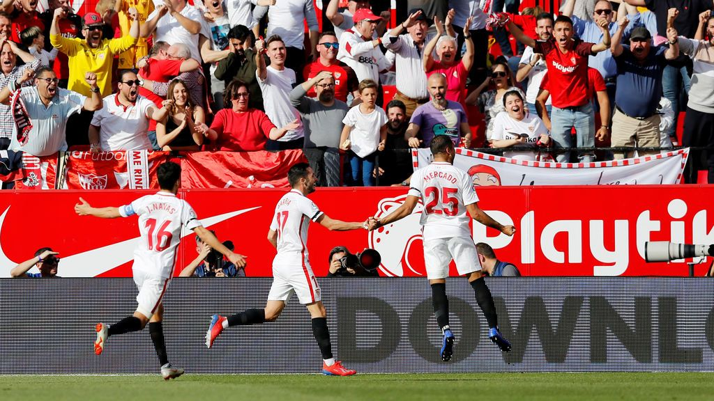El Sevilla denuncia la reventa de entradas contra el Barça