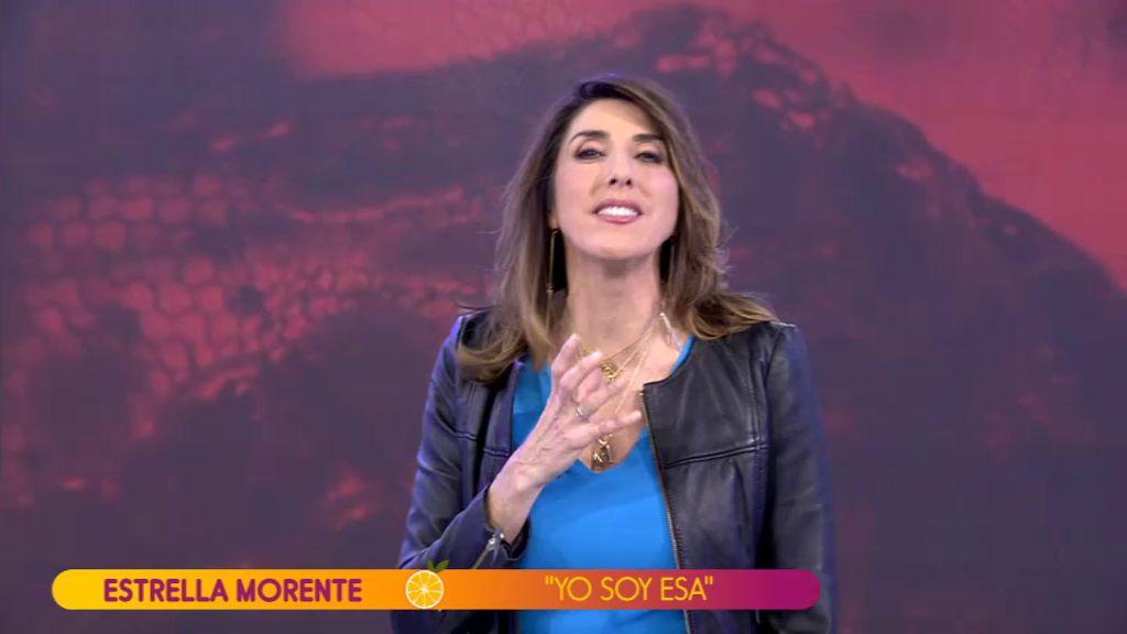Comenzamos la semana con 'Yo Soy Esa', de Estrella Morente