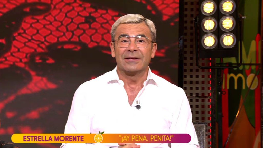 Hoy suena ¡Ay pena, penita! en el minuto a minuto de Estrella Morente