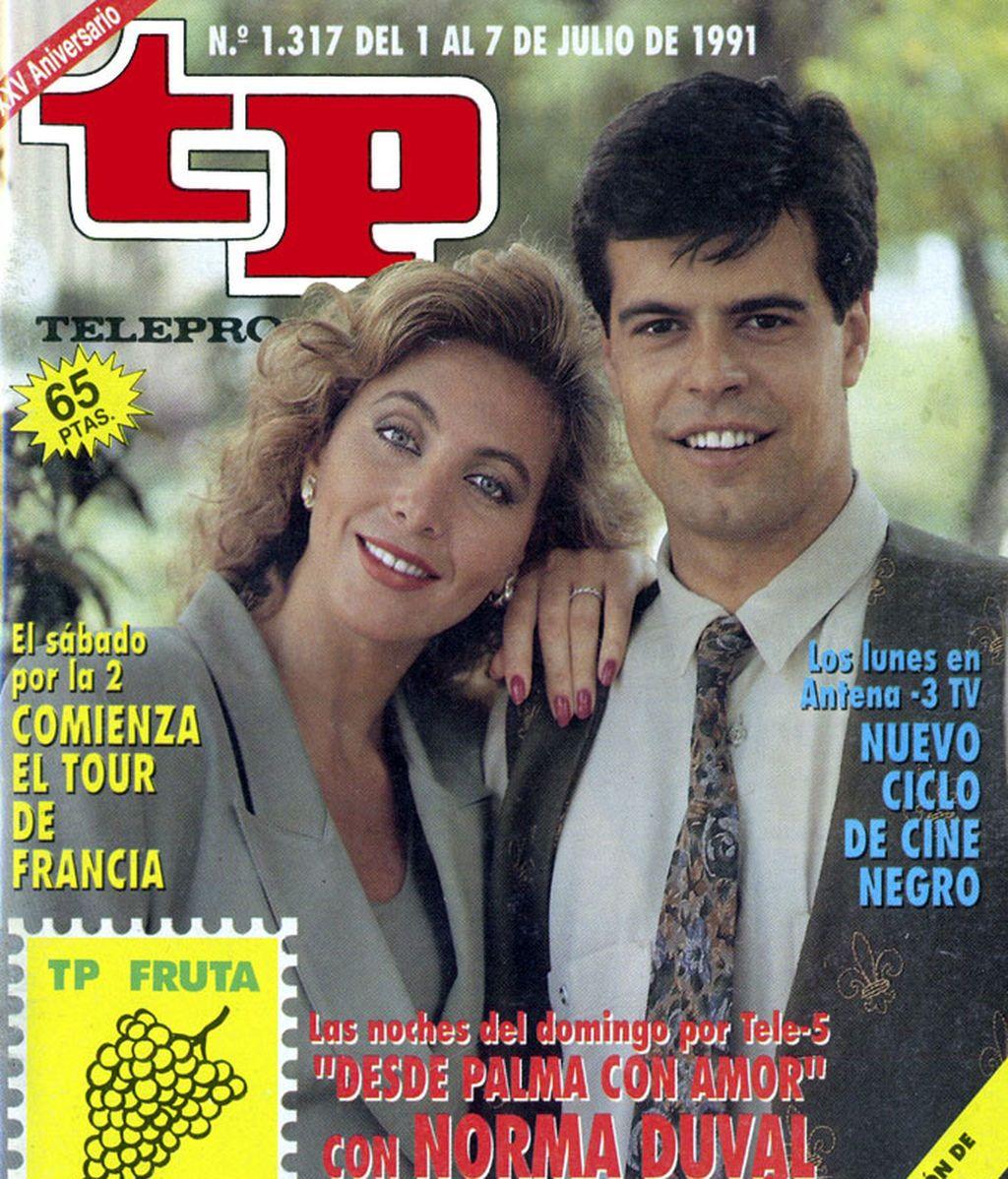 TP 1317 Desde Palma con amor - Norma Duval, Andoni Ferreño