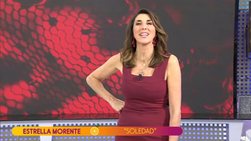 Arrancamos la semana con 'Soledad', de Estrella Morente