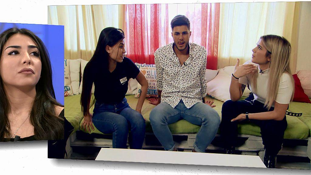 Manu reúne a Isa y Amanda: pero se van a seguir llevando mal