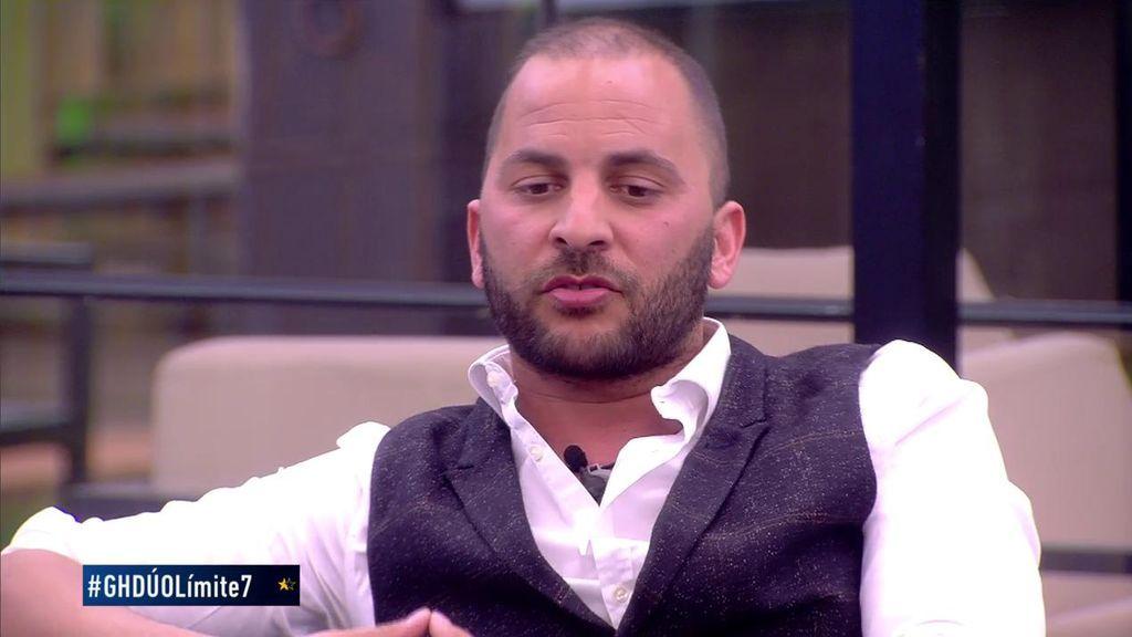 """Antonio Tejado se reafirma: """"Quiero que se vaya María Jesús, es una persona adicta al show"""""""
