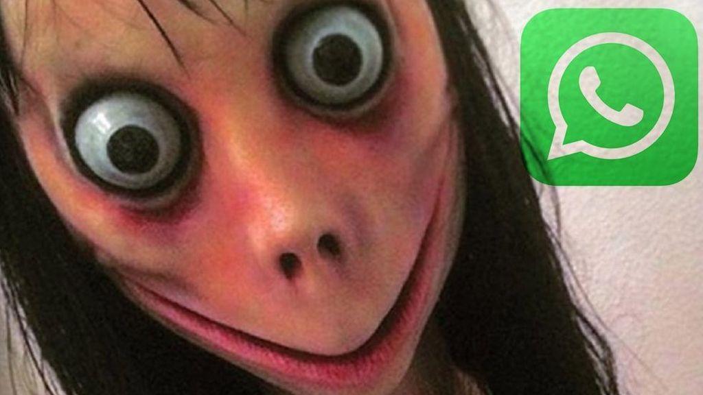 Nueva víctima del Momo Challenge: El juego insta a un niño de ocho años a coger un cuchillo y a ponérselo en el cuello