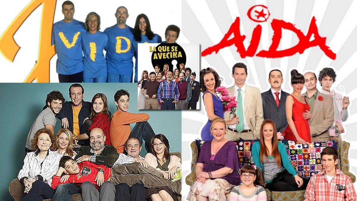 ADN FDF: ¿Cuántos sabes de las series de Mediaset?