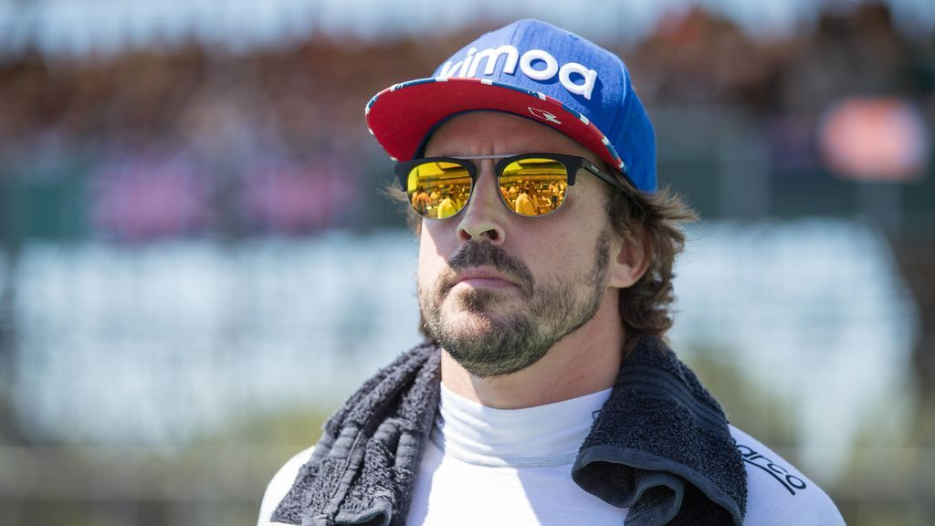 Fernando Alonso correrá la Indy Car con el número '66'