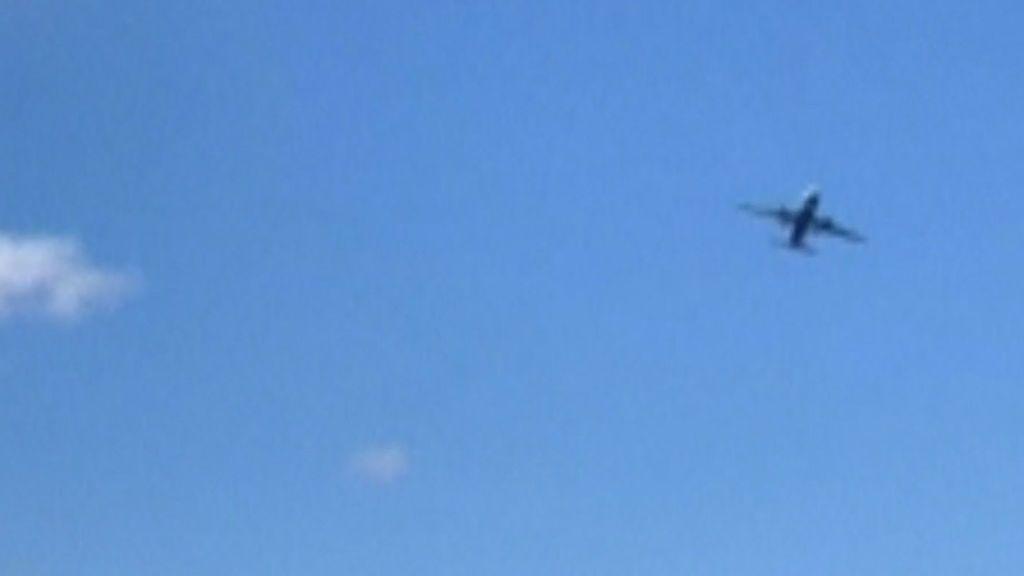 Susto en un vuelo de British Airways: Obligado a aterrizar en Málaga por el fuerte viento