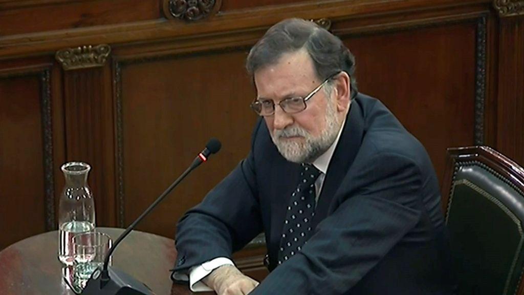 Rajoy En Ningún Caso Admití Ninguna Conversación Sobre La Soberanía Nacional