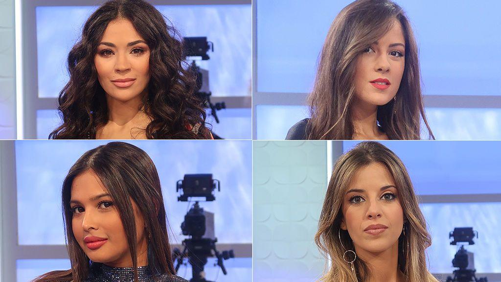 chicas Santana