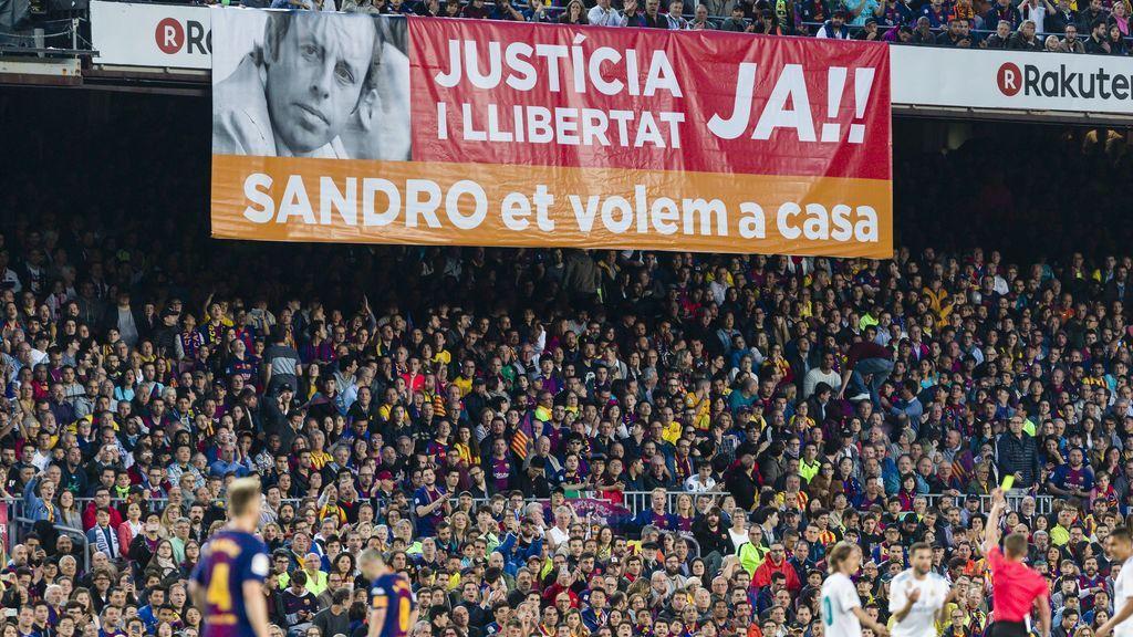 Todas la medidas que tiene que cumplir Sandro Rosell tras conseguir la libertad condicional