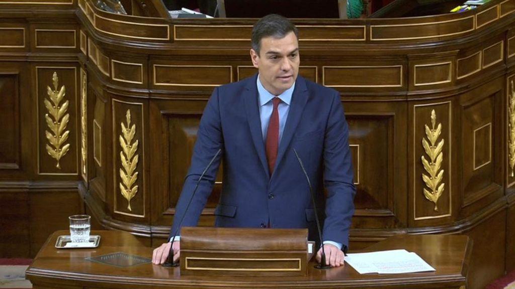 """Pedro Sánchez: """"Con la ultraderecha ni a la vuelta de la esquina"""""""