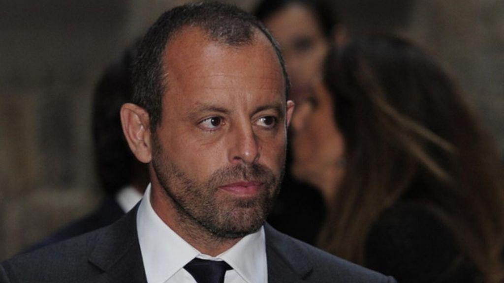 En libertad a Sandro Rosell y su socio Joan Besolí