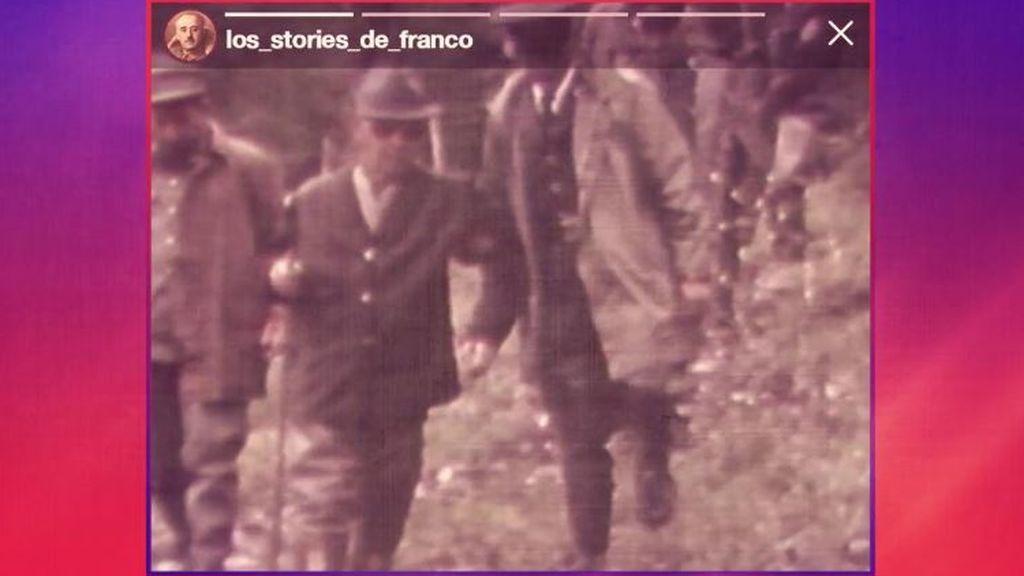 Los stories de Franco