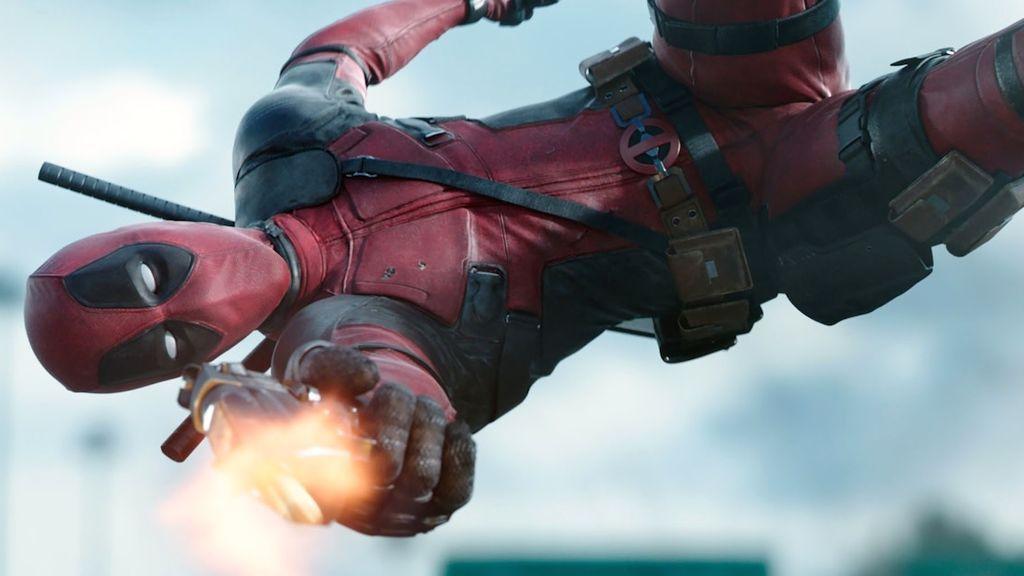 Fotograma de la película 'Deadpool 2', protagonizada por Ryan Reynolds.