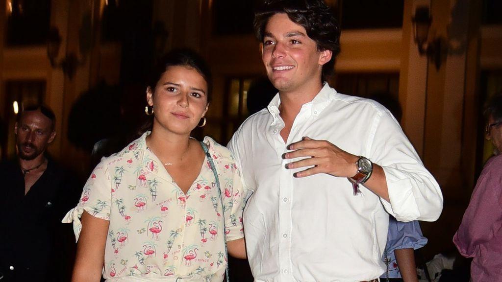 Eugenia Martínez de Irujo confirma que Tana Rivera ha roto con su novio, Curro Soriano