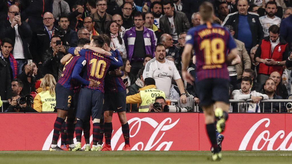 ¿Fue justo ganador el Barça?
