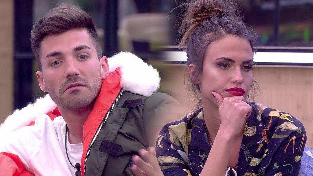 """Albalá, muy dolido con Sofía: """"No me debe querer mucho cuando me ve llorando y se ríe"""""""