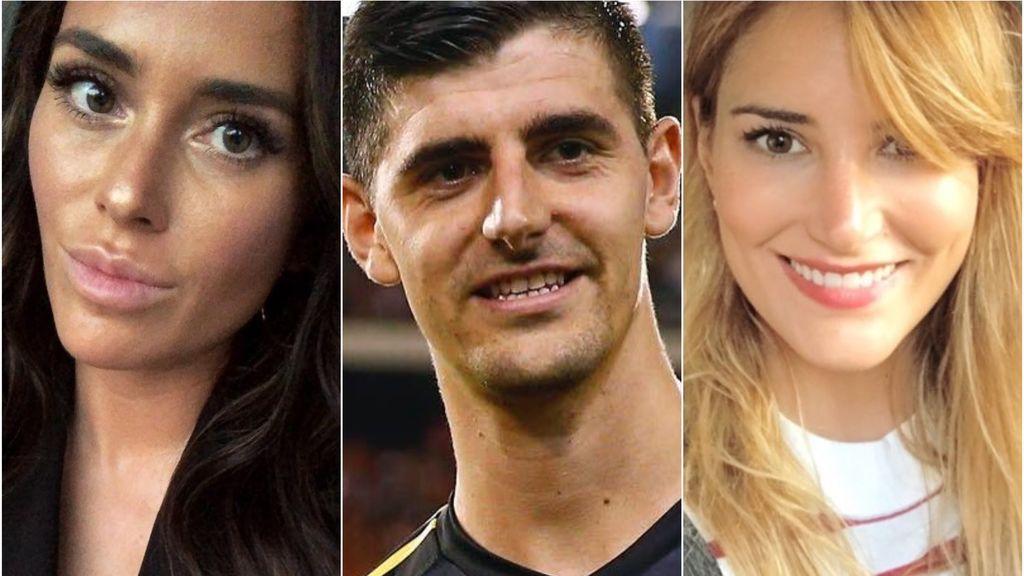 La reacción de la ex de Courtois, novio de Alba Carrillo
