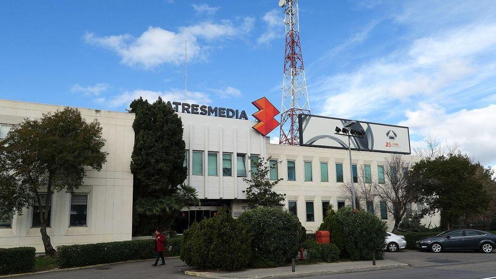 Sede de Atresmedia en San Sebastián de los Reyes.