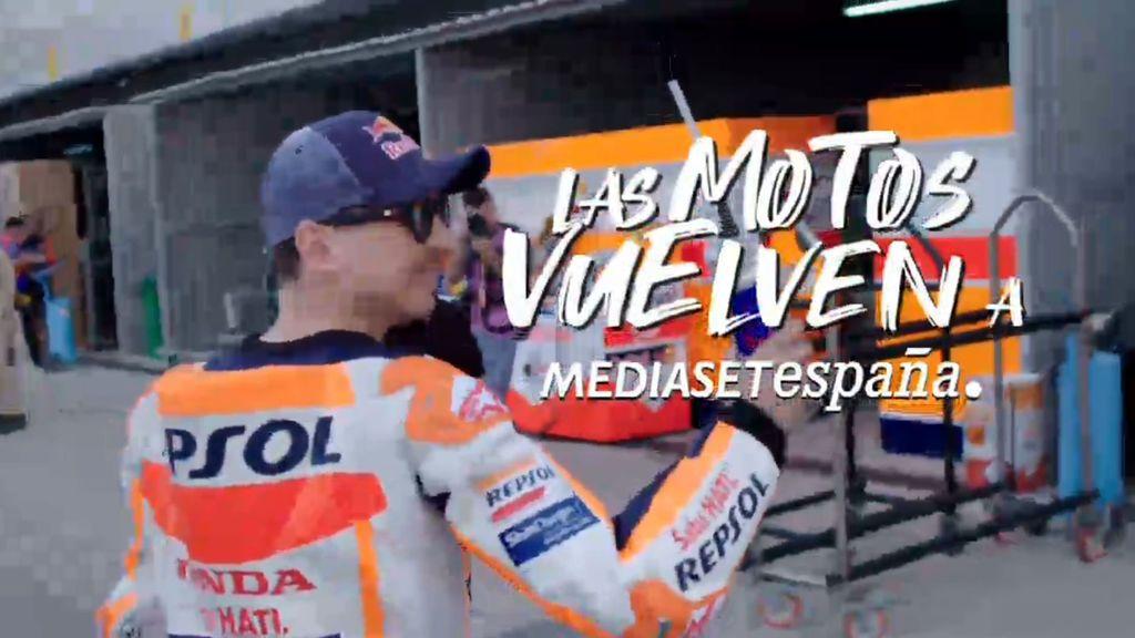 Las motos vuelven a Mediaset con el Gran Premio de la República Argentina