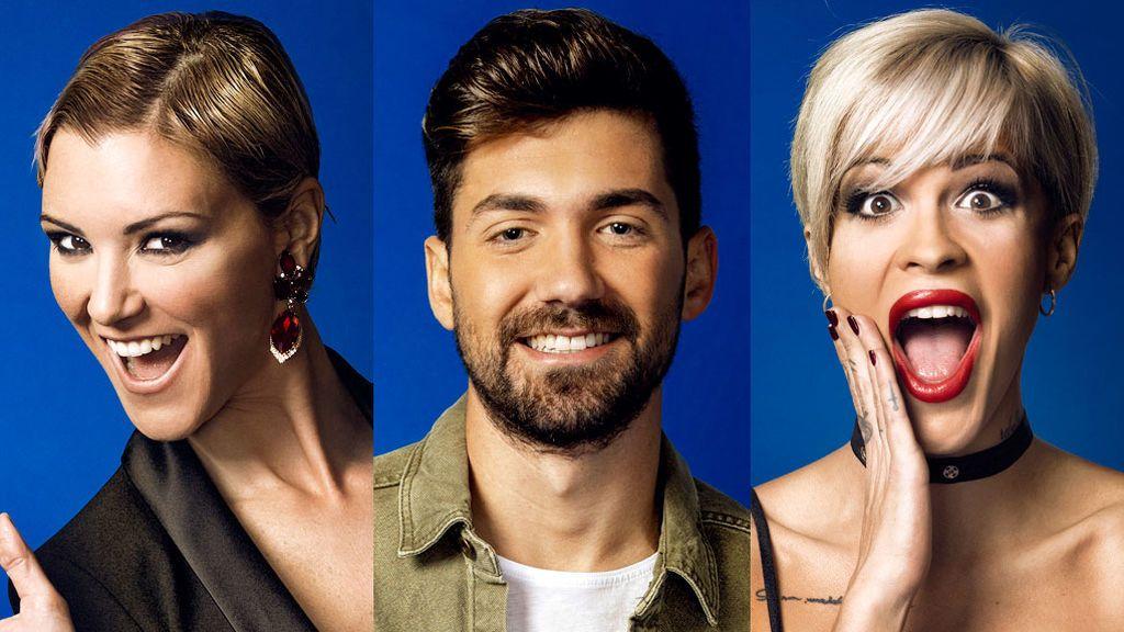 Los nominados de la gala 9 de 'GH DÚO' son Mª Jesús, Alejandro e Ylenia