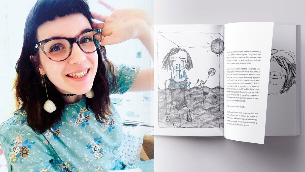 Ilustración del libro 'Duermo mucho'