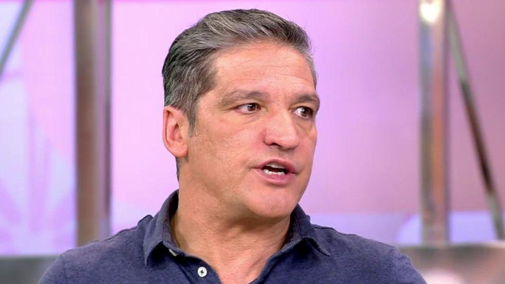 Gustavo pierde los nervios ante la llamada de María Lapiedra y abandona 'Sálvame'