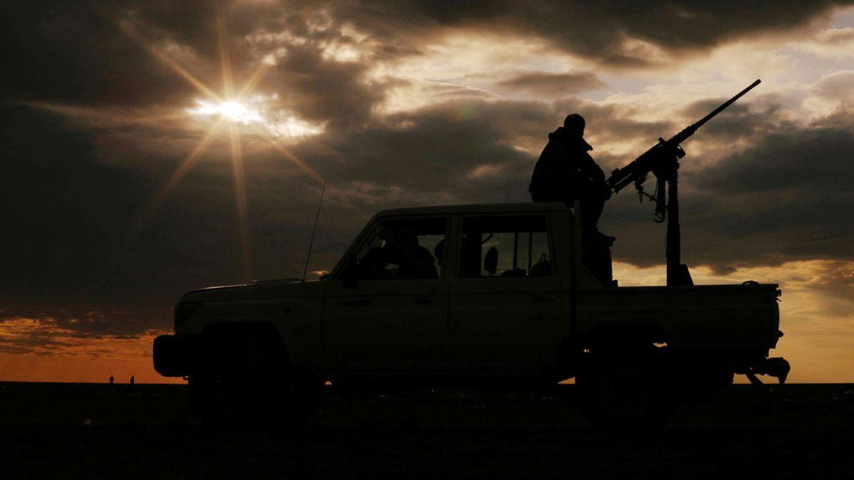 El último enclave del Estado Islámico en Siria sigue en pie: el Observatorio contradice a Trump