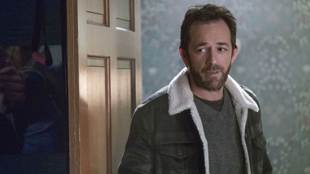 Luke Perry, en 'Riverdale'.