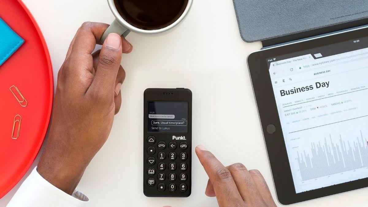 La solución para la adicción al móvil es otro móvil