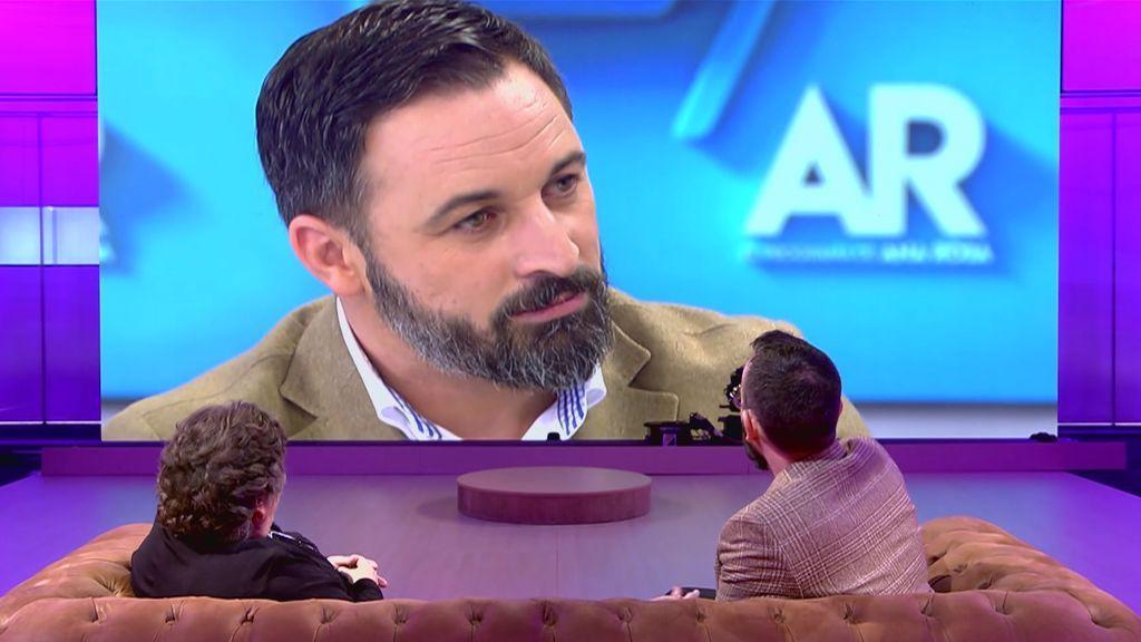"""Cristina Almeida, contra VOX y Abascal: """"Las cosas que dicen son mentira"""""""
