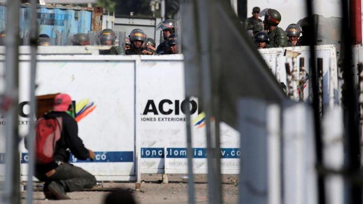 El Gobierno de Venezuela califica como ilegal las sanciones al ejército del país