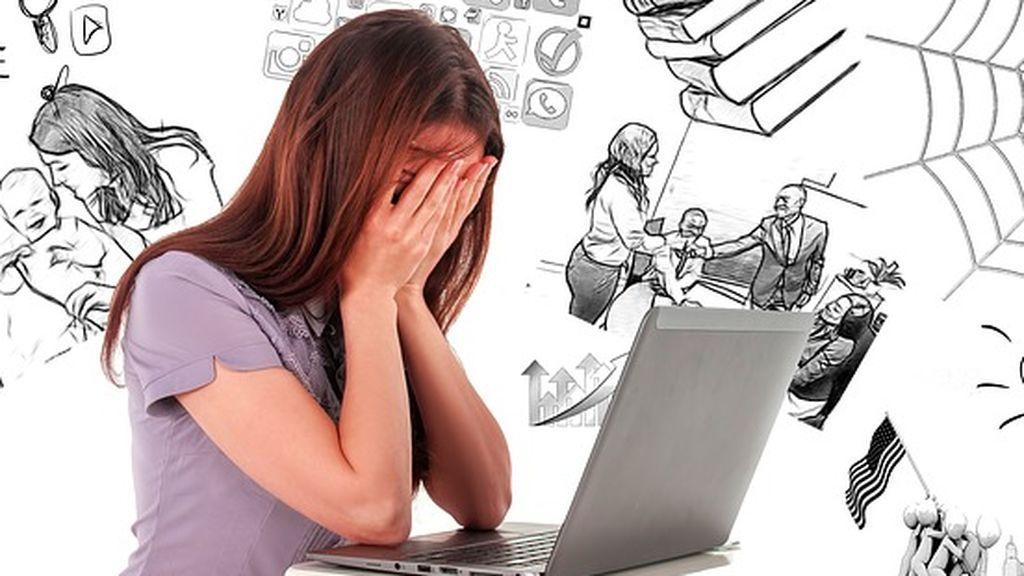Casi la mitad de los jóvenes españoles sienten estrés por su futuro