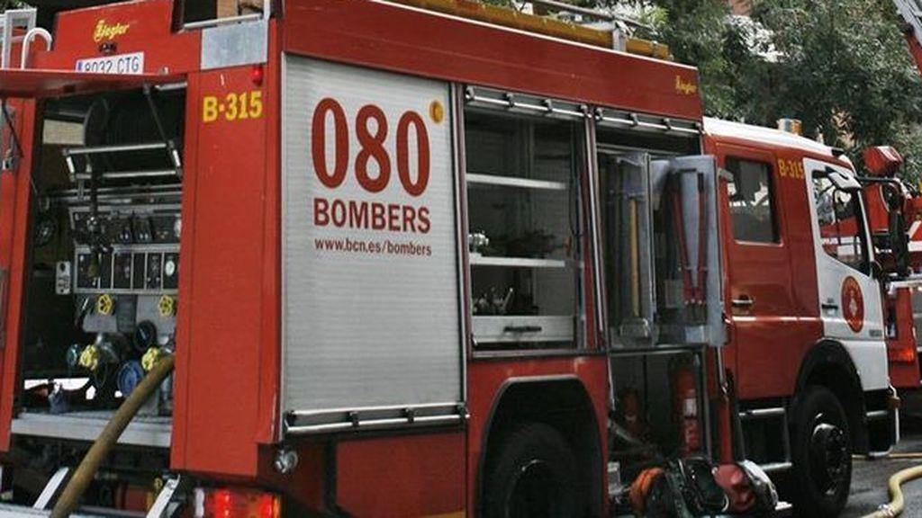Muere un hombre de 77 años en un incendio en Barcelona