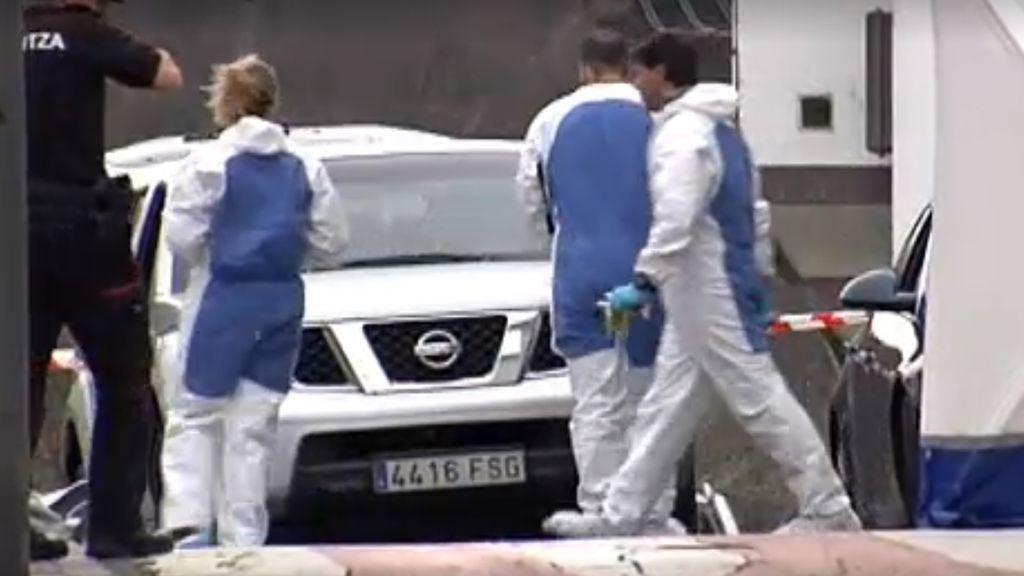 Detienen a una mujer relacionada con la aparición del bebé muerto en una calle de Guipúzcoa