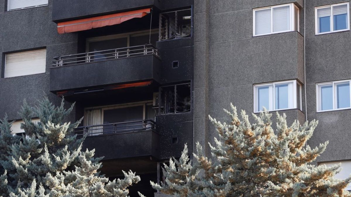 Fallecen un hombre y una mujer en un incendio en Barcelona