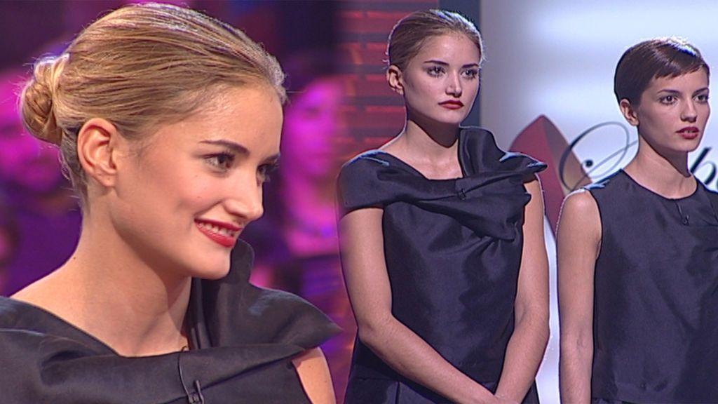 """Alba Carrillo se quedó """"fuera de juego"""" hace doce años en 'Supermodelo 2007'"""