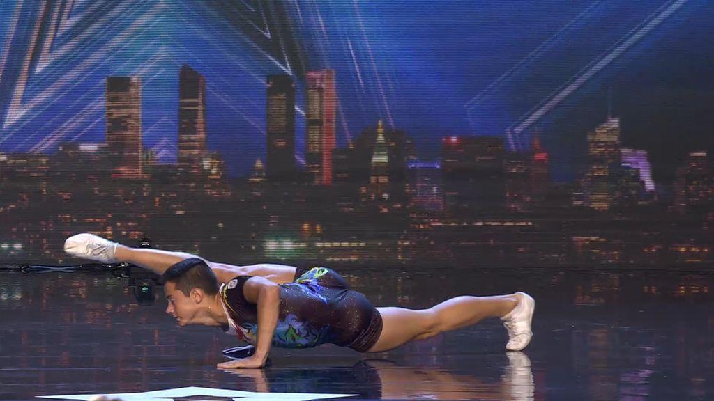 Talento y reivindicación: Miquel Mañé, un campeón del mundo en 'Got Talent'