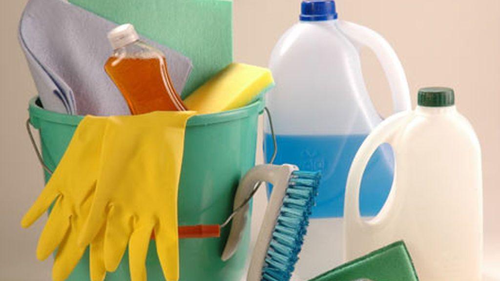 La fertilidad masculina puede deteriorarse por el empleo de productos de limpieza