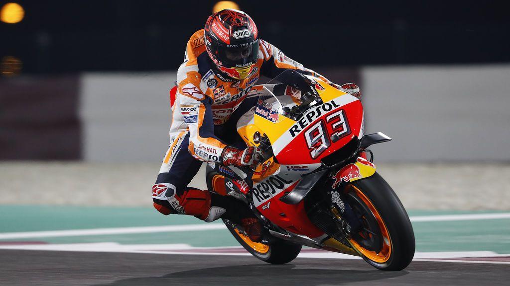 Qatar, primera parada de un Mundial de MotoGP que promete emociones fuertes desde la primera carrera