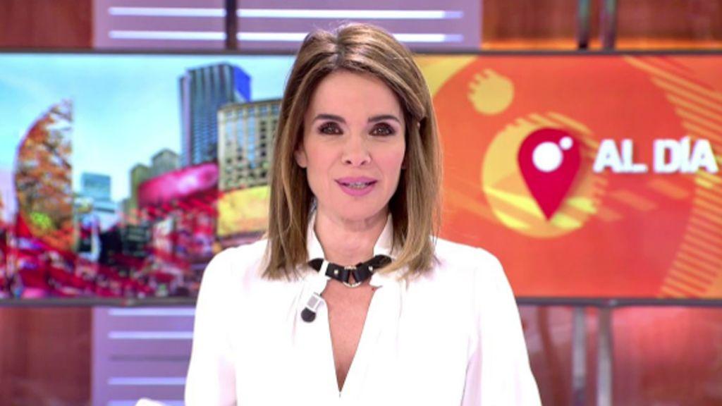 Carme Chaparro le da un 'zasca feminista' a Isabel Rábago en la semana de la mujer