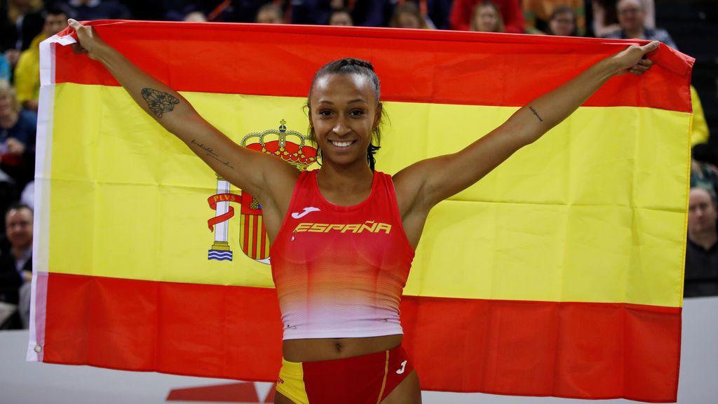 Ana Peleteiro guía a España a una jornada gloriosa en un Europeo de atletismo con seis medallas