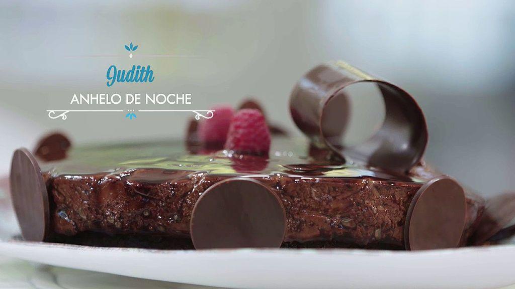 Mousse de chocolate (Anhelo de noche)