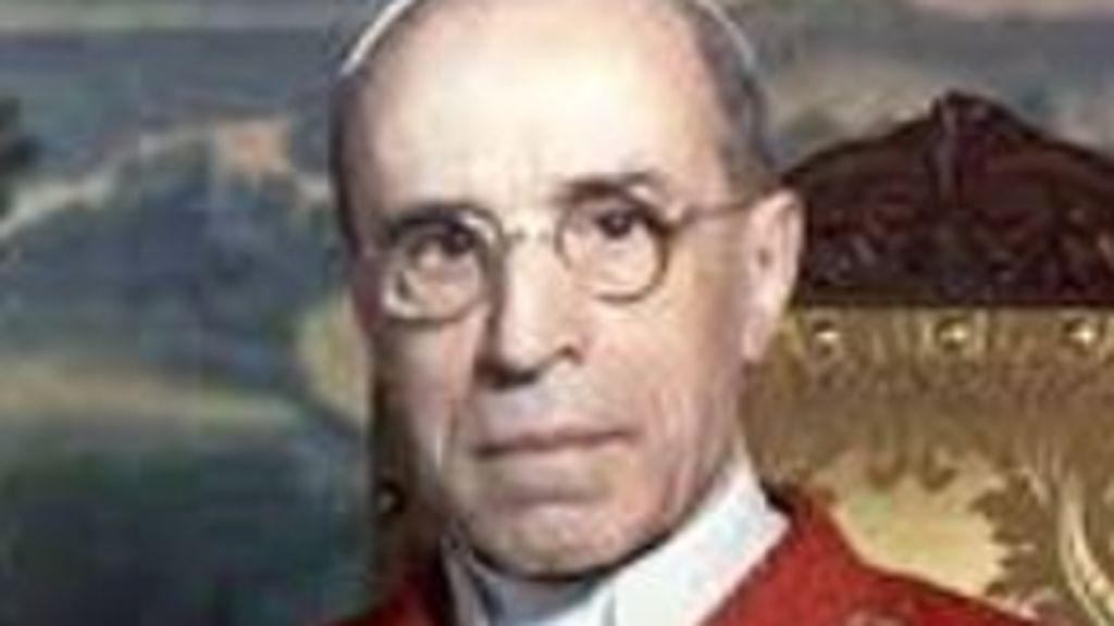 El Papa abrirá los archivos secretos del Vaticano para analizar la figura de Pío XII en la IIGM