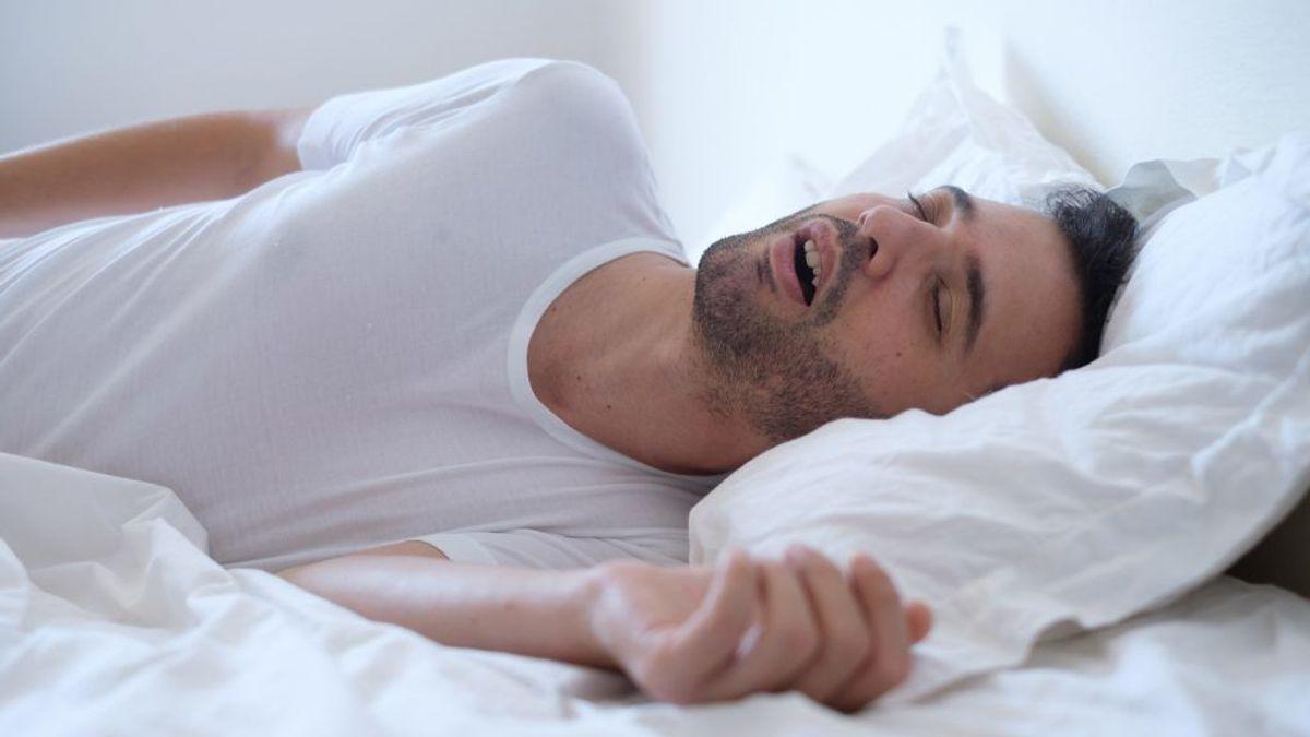La apnea del sueño puede aumentar la presencia de un biomarcador del Alzheimer o viceversa