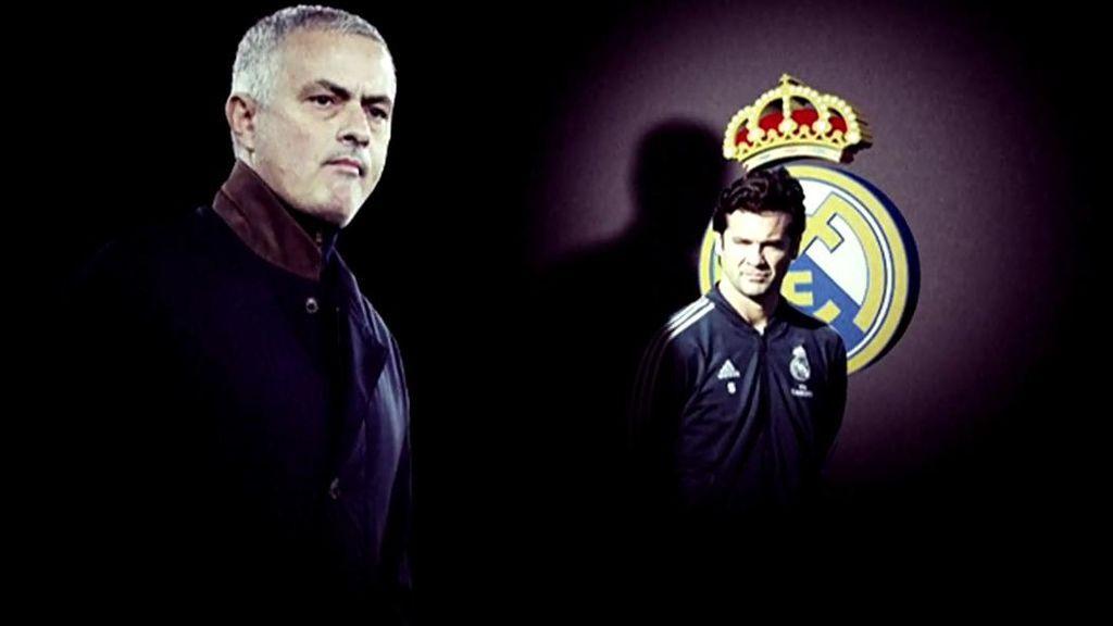 La sombra de Mourinho amenaza el futuro de Solari en el banquillo del Madrid
