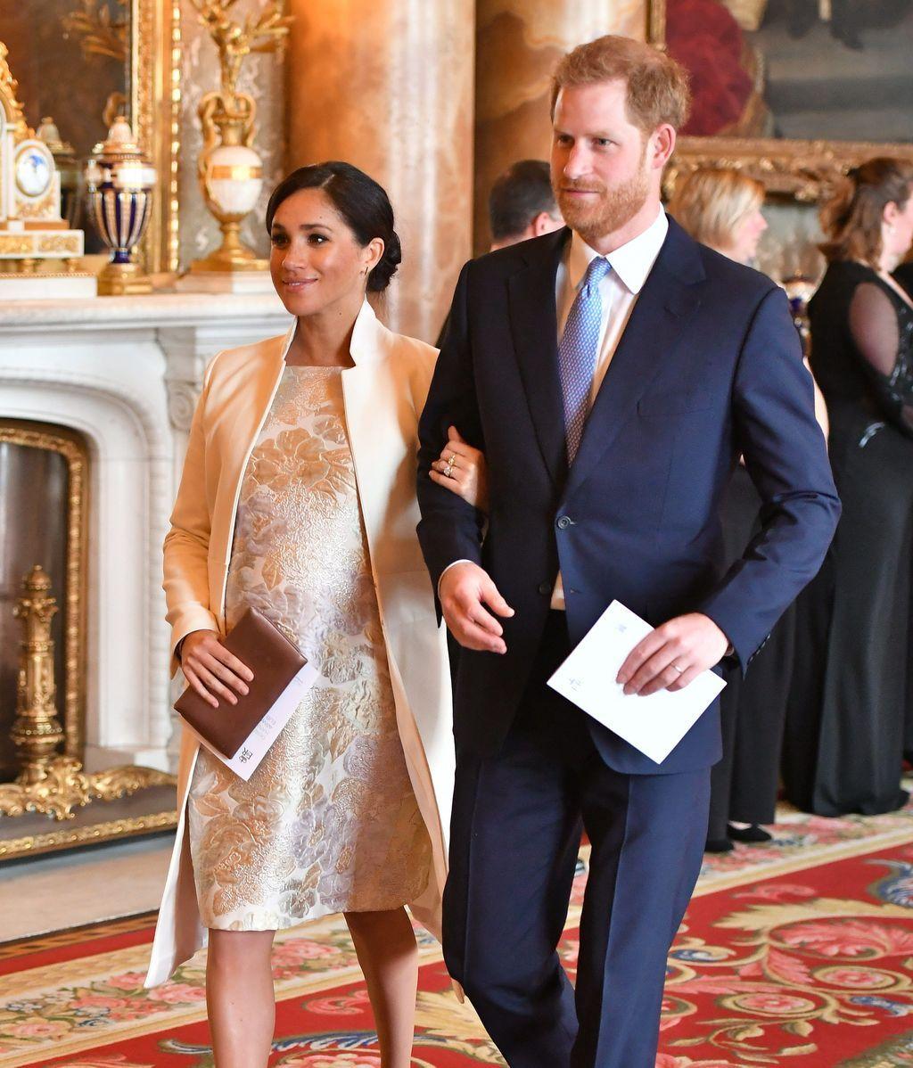 Markle versus Middleton: dos estilos radicalmente distintos en el 50º aniversario  de la investidura del Príncipe de Gales