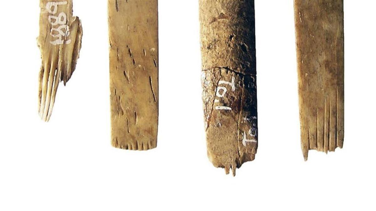 El primer kit de tatuajes se creó hace 2.700 años en Polinesia