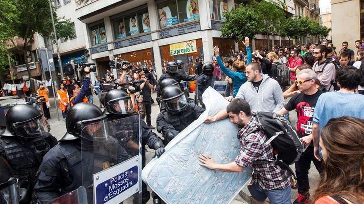 El Constitucional rechaza la petición de Podemos y avala la ley que agiliza el desalojo de viviendas okupadas